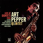 Art Pepper Quintet Live At Donte's, 1968