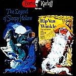 Boris Karloff The Legend Of Sleepy Hollow & Rip Van Winkle