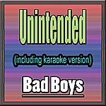 Bad Boy's Unintended (In The Style Of Muse, Including Karaoke Version)
