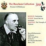 Sir Thomas Beecham E. J. Moeran: Sinfonietta - D'indy: Jour D'été À La Montagne - Berners: The Triumph Of Neptune Ballet Suite