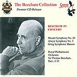Sir Thomas Beecham Beecham In Concert: Mozart, Alwyn & Grieg