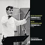 """New York Philharmonic Tchaikovsky: Symphony No. 6 In B Minor, Op. 74 """"Pathétique; Vaughan Williams: Symphony No. 4 In F Minor"""
