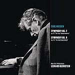 "New York Philharmonic Nielsen: Symphony No. 2, Op. 16 ""The Four Temperaments""; Symphony No. 4, Op. 29 ""The Inextinguishable"""