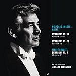 "New York Philharmonic Mozart: Symphony No. 36 In C Major, K425 ""Linz""; Symphony No. 40 In G Minor, K. 550; Roussel: Symphony No. 3 In G Minor, Op. 42"