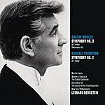 New York Philharmonic Mahler: Symphony No. 3 In D Minor (Movt. VI); Randall Thompson: Symphony No. 2 In E Minor