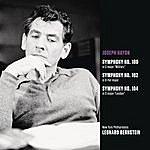 """New York Philharmonic Haydn: Symphony In G Major, Hob. I:100 """"Military""""; Symphony In B-Flat Major, Hob. I:102; Symphony In D Major, Hob. I:104 """"London"""""""