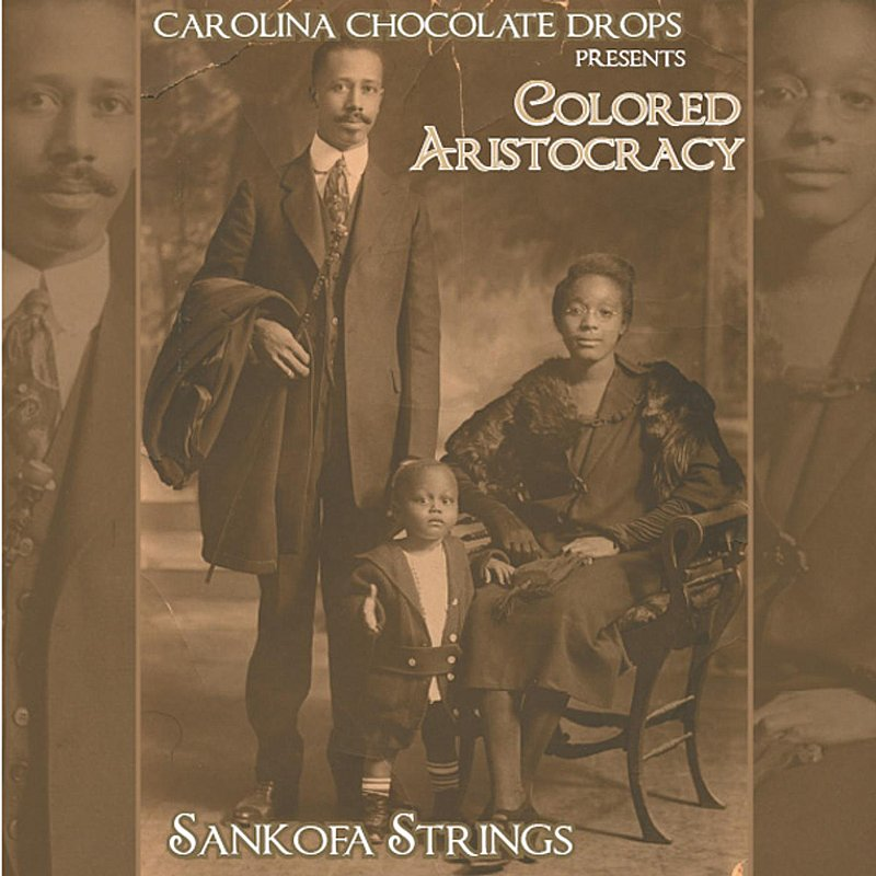 Cover Art: Colored Aristocracy