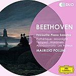 Maurizio Pollini Beethoven: Favourite Piano Sonatas - Pathétique; Moonlight; Tempest; Waldstein; Appassionata; Les Adieux