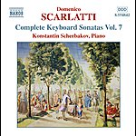 Konstantin Scherbakov Scarlatti, D.: Keyboard Sonatas (Complete), Vol. 7
