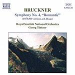 Royal Scottish National Orchestra Bruckner: Symphony No. 4, 'romantic', Wab 104