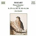 Jenő Jandó Mozart: Piano Sonatas, Vol. 3 (Piano Sonatas Nos. 1, 4, 5 And 6)
