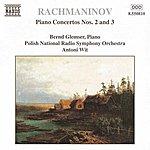 Bernd Glemser Rachmaninov: Piano Concertos Nos. 2 & 3