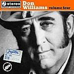 Don Williams Don Williams Volume Four