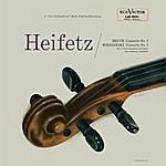 Jascha Heifetz Bruch: Violin Concerto No. 2, Op. 44 In D Minor, Wieniawski: Violin Concerto No. 2, Op. 22