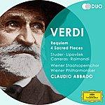 Cheryl Studer Verdi: Requiem; 4 Sacred Pieces