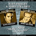 """Jerry Lee Lewis """"Make Mine A Double"""" - Two Great Albums For The Price Of One"""