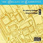 James Martin The Organs Of Cambridge Vol. 3