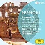 New York Philharmonic Respighi: Orchestral Works - Pini DI Roma; Fontane DI Roma; Feste Romane; Gli Uccelli; Antiche Danz Ed Arie; Suites 1 & 3; Trittico Botticelliano
