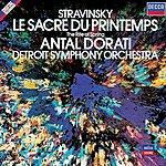 Detroit Symphony Orchestra Stravinsky: Le Sacre Du Printemps (CD 15 Of 50)