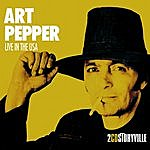 Art Pepper Live In The Usa