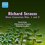 Dennis Brain Strauss: Horn Concertos Nos. 1 And 2