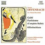 Manuel Rosenthal Offenbach / Rosenthal: Gaite Parisienne / Offenbachiana