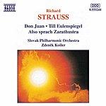 Zdenek Kosler Strauss, R.: Don Juan / Till Eulenspiegel / Also Sprach Zarathustra