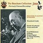 Sir Thomas Beecham Beecham, Flagstad & Wagner
