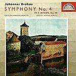 Czech Philharmonic Orchestra Brahms, Mendelssohn-Bartholdy: Symphony No. 4 In E Minor, Symphony No. 4 In A Major Italian,