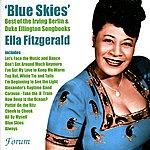 Ella Fitzgerald 'blue Skies' : Ella Fitzgerald Sings The Best Of The Irving Berlin & Duke Ellington Songbooks