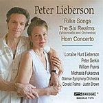 Peter Serkin The Music Of Peter Lieberson, Vol. 1