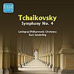 Kurt Sanderling Tchaikovsky: Symphony No. 4 (Sanderling) (1956)