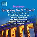 """Otto Klemperer Beethoven: Symphony No. 9, """"Choral"""" (Klemperer) (1957)"""