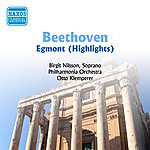 Birgit Nilsson Beethoven: Egmont: Overture And Selected Arias (Nilsson, Klemperer) (1957)