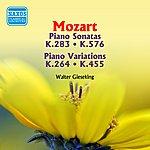 Walter Gieseking Mozart: Piano Sonatas Nos. 5 And 18 (Gieseking) (1953-54)