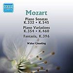 Walter Gieseking Mozart: Piano Sonatas Nos. 12 And 16 (Gieseking) (1953-54)