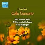 Paul Tortelier Dvorak: Cello Concerto In B Minor (Tortelier) (1956)
