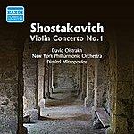 David Oistrakh Shostakovich: Violin Concerto No. 1 (Oistrakh, Mitropoulos) (1956)