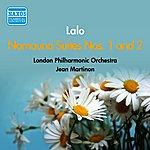 London Philharmonic Orchestra Lalo: Namouna Suites Nos. 1 And 2 (London Philharmonic / Martinon) (1956)