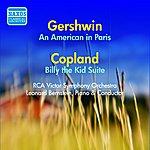 Leonard Bernstein Gershwin: American In Paris (An) / Copland: Billy The Kid Suite (Bernstein) (1949)