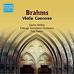 Jascha Heifetz Brahms: Violin Concerto (Heifetz, Reiner) (1955)