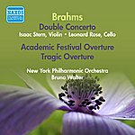 Isaac Stern Brahms, J.: Double Concerto For Violin And Cello In A Minor / Academic Festival Overture / Tragic Overture
