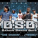 BSB She Shakin' ... (Twerk) [Swess Records Presents]