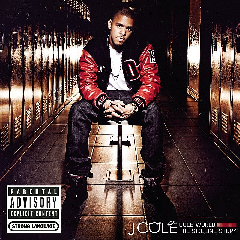 Cover Art: Cole World: The Sideline Story