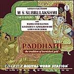M.S. Subbulakshmi Paddhatti M S Subbulakshmi -Live In Detroit-1977