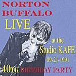Norton Buffalo Norton Buffalo Live At The Studio Kafe 09/21/1991