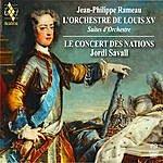 Jordi Savall L'orchestre De Louis XV