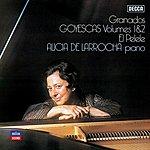 Alicia De Larrocha Granados: Goyescas Volumes 1 & 2; El Pelele (CD 26 Of 50)