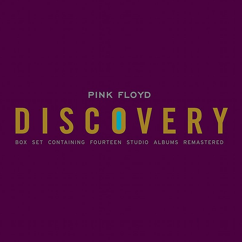 Cover Art: The Discovery Boxset (2011 - Remaster)