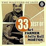 Art Farmer The Masters Of Jazz: 33 Best Of Art Farmer & Jelly Roll Morton